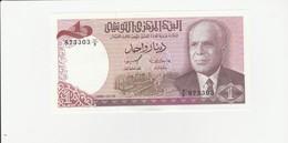 Tunesien  1 Dinar UNZ - Tunisie