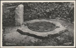 The Chalice Well, Glastonbury, Somerset, 1964 - Walter Scott RP Postcard - England