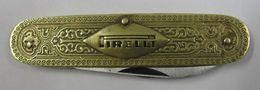AC - PIRELLI VINTAGE POCKET KNIFE & BOTTLE OPENER FROM TURKEY - Tools