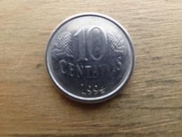 Bresil  10  Centavos  1994  Km 633 - Brasil
