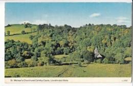 Pays De Galle - Llandrindod Wells - Churh And Cefnllys Castle  : Achat Immédiat - Pays De Galles