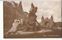 Allemagne - Hambourg - Altona - Stuhlmannbrunnen  : Achat Immédiat - Altona