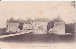 CPA - 186. Côte D'or - Château De LACOUR D'ARCENAY - Autres Communes