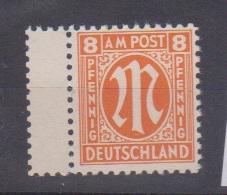 Allemagne  / N 6  / 8 Pf Orange / NEUF** - BRD
