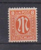 Allemagne  / N 6  / 8 Pf Orange / NEUF** - [7] République Fédérale