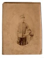 """MILITARIA . MILITAIRE, SOLDAT EN UNIFORME . PHOTO . HENRI PÉRISSÉ À MONTAUBAN . """" TRINGLOT """" - Réf. N°18822 - - Uniform"""