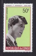 CONGO AERIENS N°   73 ** MNH Neuf Sans Charnière, TB (D7083) Kennedy - Congo - Brazzaville