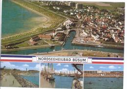 Nordseeheilbad Büsum - Gesamtansicht   Mehrbild (4)     (90160-20) - Büsum