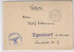 2 Feldpostbriefe Von Der Heeres-Uffz.-Schule MARIENWERDER (Westpr.) - Briefe U. Dokumente