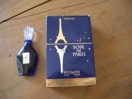 Miniature Bourjois Soir De Paris Parfum 7ml - Vintage Miniatures (until 1960)