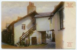 LAKE DISTRICT : HAWKSHEAD - OLD ARCH, GRANDY NOOK (ABRAHAMS) - Cumberland/ Westmorland