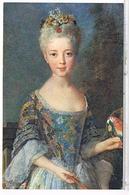 PORTRAIT  DE  CATHERINE  DE  BETHISY    MUSEE  DE VERSAILLES   DESSIN  TBE     1I926 - Königshäuser