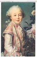 TABLEAUX   DROUAIS  PORTRAIT  DU COMTE  DE NOGENT    (MUSEE  LOUVRE)        TBE  1I910 - Royal Families