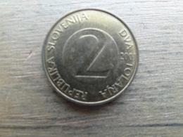 Slovenie  2  Tolarja  2001  Km 5 - Slovénie