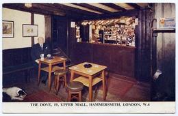 LONDON : HAMMERSMITH - THE DOVE, 19 UPPER MALL - London Suburbs