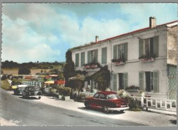 CPSM 55 - Trémont Sur Saulx - Auberge De La Source - Francia