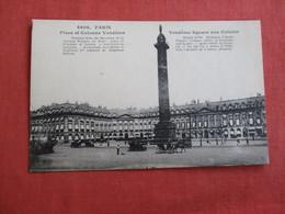 > France > [75] Paris >  Vendome Square   -ref 2947 - France