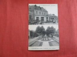France > [03] Allier > Montlucon Train Station  -ref 2947 - Montlucon