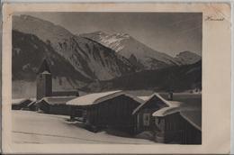 Klosters - Heimat - Photo: D. Mischol - GR Grisons