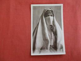 Tunisia  RPPC Female Ref 2947 - Tunisia