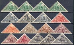 Stamps NYASSA 1924 Mint Mh - Nyassa