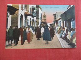 Tunisia Rue El Halfaouine   Ref 2947 - Tunisia