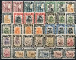Stamps NYASSA 1921 Mint Mh - Nyassa