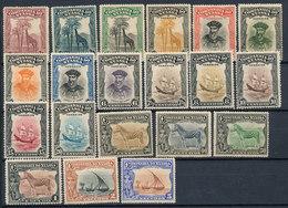 Stamps NYASSA 1921 Mint Mh - Nyassaland