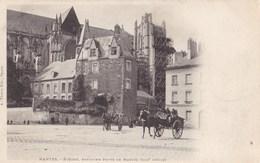 Evêché, Ancienne Porte De Nantes - Nantes