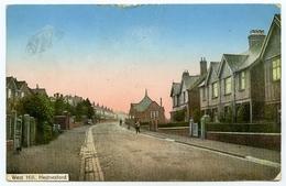 HEDNESFORD : WEST HILL - England