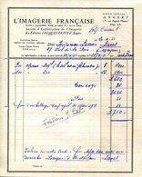 ANGERS.L'IMAGERIE FRANÇAISE.EXPLOITATION DE L'IMAGERIE DES EDITIONS JACQUES PETIT. - Imprimerie & Papeterie