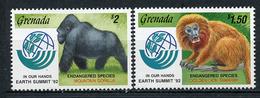 1992 -  GRENADA - Catg.. Mi. 1637/1638 - (I-SRA3207.21) - Grenada (1974-...)