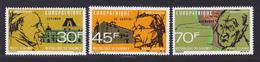 DAHOMEY AERIENS N°   78 à 80 ** MNH Neufs Sans Charnière, TB (D7102) Schuman, De Gasperi, Adenauer - Benin - Dahomey (1960-...)