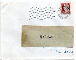 SEINE Et OISE - Dépt N° 78 = PALAISEAU 1964 =  FLAMME SECAP Muette '5 Lignes Ondulées' - Maschinenstempel (Werbestempel)
