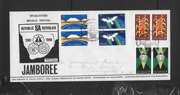 S.Africa, Boy Scouts & Girl GuidesJamboree 1966 Special Cover  With Special C.d.s PRETORIA 31-5-66 - South Africa (1961-...)