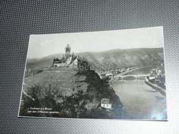 Cochem A.d. Mosel Von Den 3 Kreuzen Gesehen Germany - Cochem