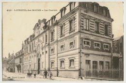 70-076 - HAUTE-SAÔNE - LUXEUIL LES BAINS - Le Casino - Luxeuil Les Bains