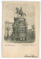 RUSSIE - SAINT PETERSBOURG - Monument De Nicolas I - Russie