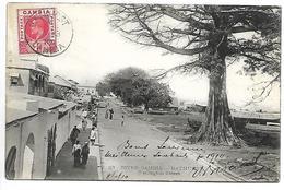 GAMBIE - RIVER-GAMBIA - BATHURST - Wellington Street - Gambie