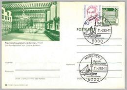 CIUDAD OLIMPICA DE MUNICH - OLYMPIC CITY. Munchen 1993 - Juegos Olímpicos