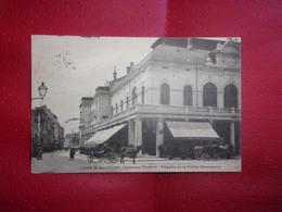 LONS LE SAUNIER   NOUVEAU THEATRE  FACADE DE LA PETITE CHEVALERIE  EN 1907 - Lons Le Saunier