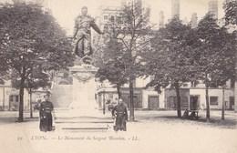 Le Monument Du Sergent Blandan - Lyon
