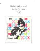 Brasile PO 1980 Keller E Sullivan .Scott.1706+See Scan On Scott.Page - Brazil