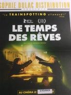 Plaquette 4 Pages : Le Temps Des Rêves, A. Dresen - Merchandising