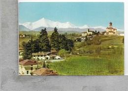 CARTOLINA VG ITALIA - LESSONA (BI) - Scorcio Panoramico - 10 X 15 - ANN. 1972 - Biella