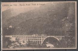 Ceres - Valli Di Lanzo - Nuovo Ponte (con Treno) - Italy