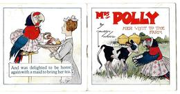 Mrs POLLY - Her Visit To The Farm - By Lawson WOOD - 1919 - Livres, BD, Revues