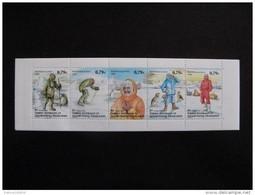 TAAF: TB Carnet C 352 ( N° 352/356), Neuf XX . - Booklets