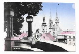 ZAGREB  - VIAGGIATA FG - Croatia