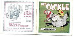 Mrs CACKLE And Her Troublesome Son - By Lawson WOOD - 1919 - Boeken, Tijdschriften, Stripverhalen